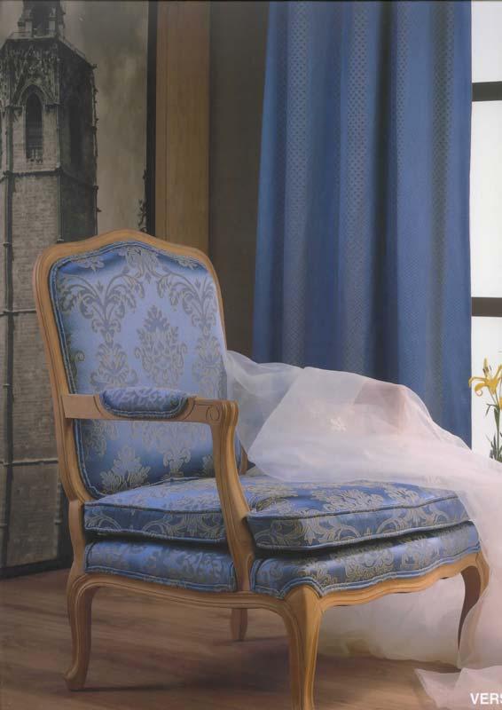 Ткань Версалес - фото в интерьере