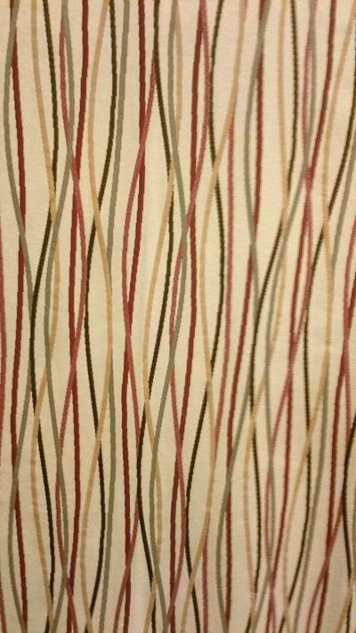 Ткань Бордо- фото в интерьере