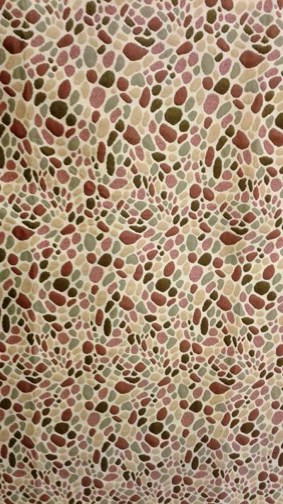 Ткань Бургунди- фото в интерьере